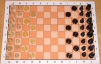 schach feld