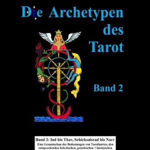 Buch Archetypen des Tarot Band 2 Andreas Bunkahle