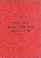 Buch Friedrich_Charaktere_I Homöopathie bunkahle.com