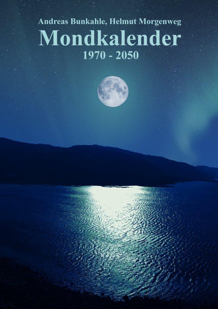 Buch Mondkalender Verlag Bunkahle
