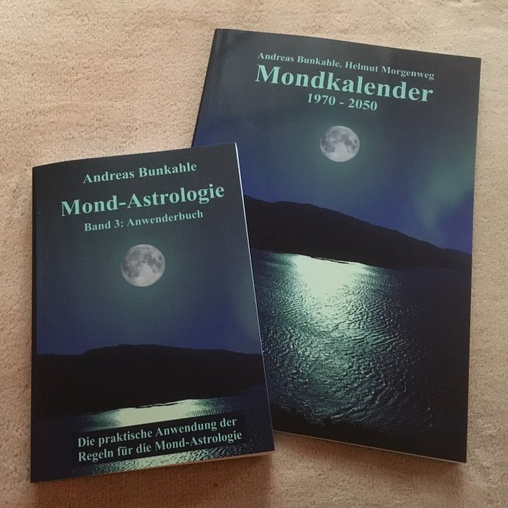 Buch Mondbuecher Band 3 4 Bunkahle