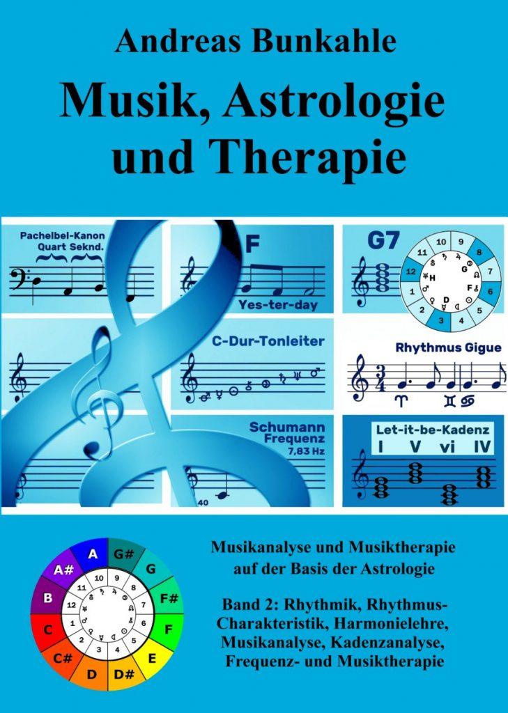 Buch Musik und Astrologie Band 2 Bunkahle