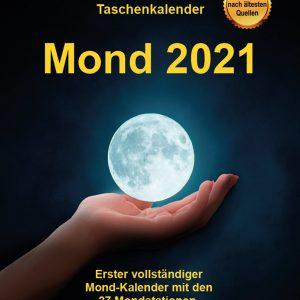 Kalender Taschenkalender Mond 2021 Bunkahle